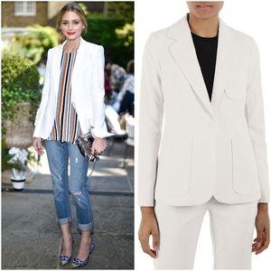 🎀NWT🎀 525 America Soft Tailored Blazer Ivory
